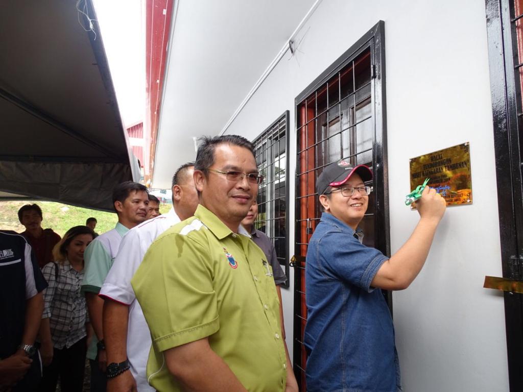 KPLB Sabah Perkasakan Perkampungan MESEJ Dengan Kemudahan Pelancongan  : Ewon Benedick
