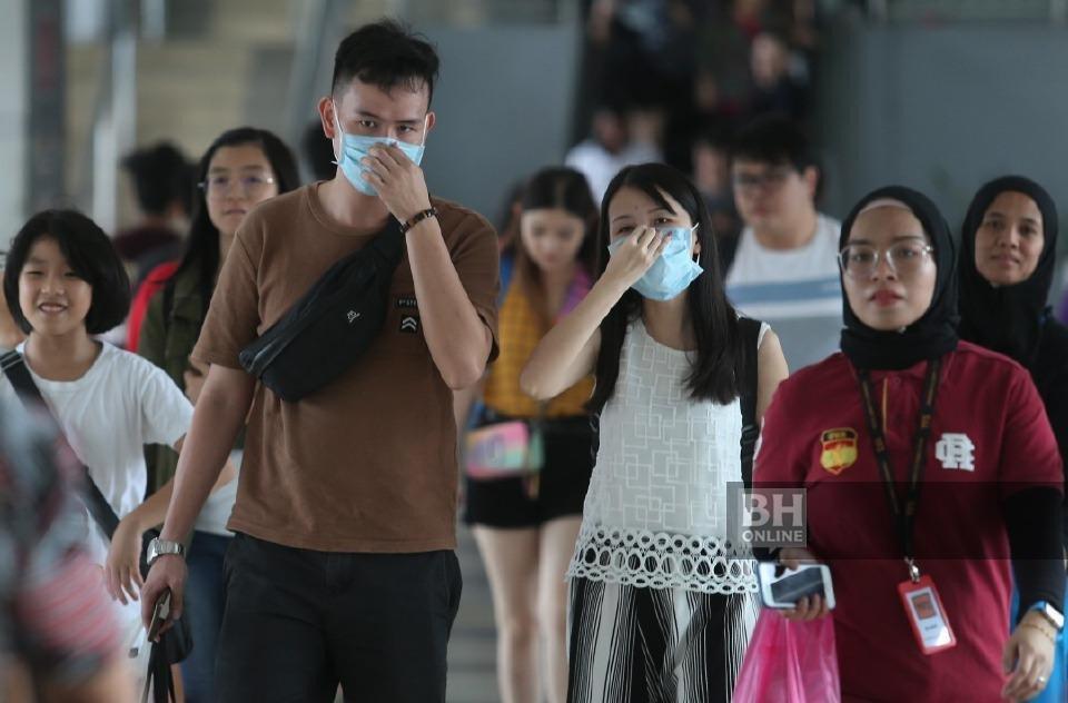 Koronavirus: Lapan warga China dikuarantin di Johor