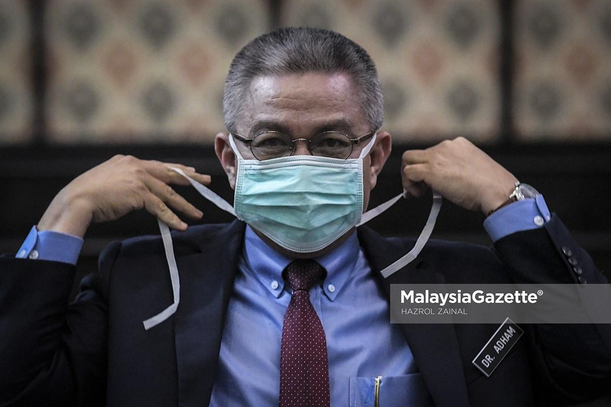 125 kes baru, 12 ICU – Dr Adham
