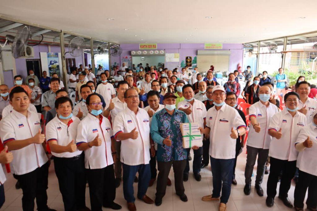 Upko Ranau Terima 400 Keahlian Baru Termasuk Dari Parti Umno
