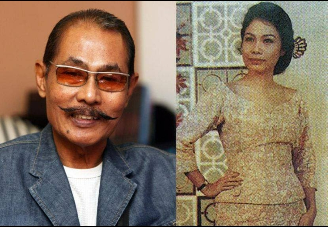 Ibu A Galak, seniwati filem Melayu klasik Rokiah Jaafar meninggal dunia