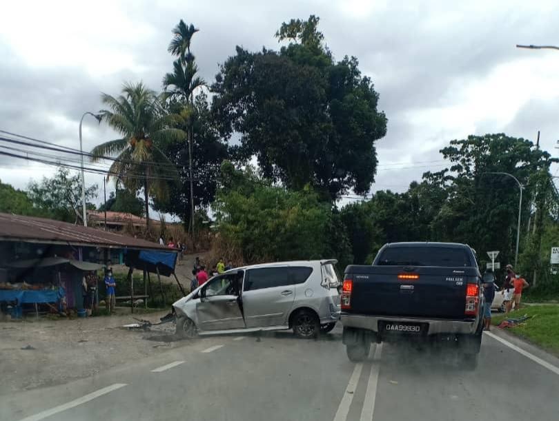 Seorang pelajar Madrasah maut dalam kemalangan jalanraya.