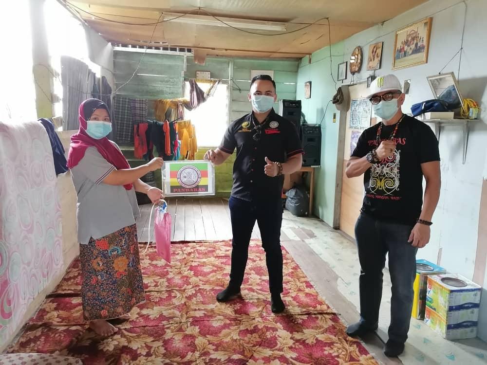 PANDARAS Sumbang RM4,500 Bantu Kos Pembedahan Rostina