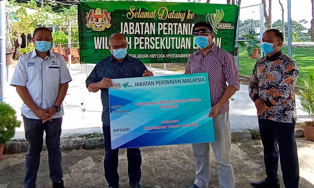 260 petani terima insentif Pertanian Bandar
