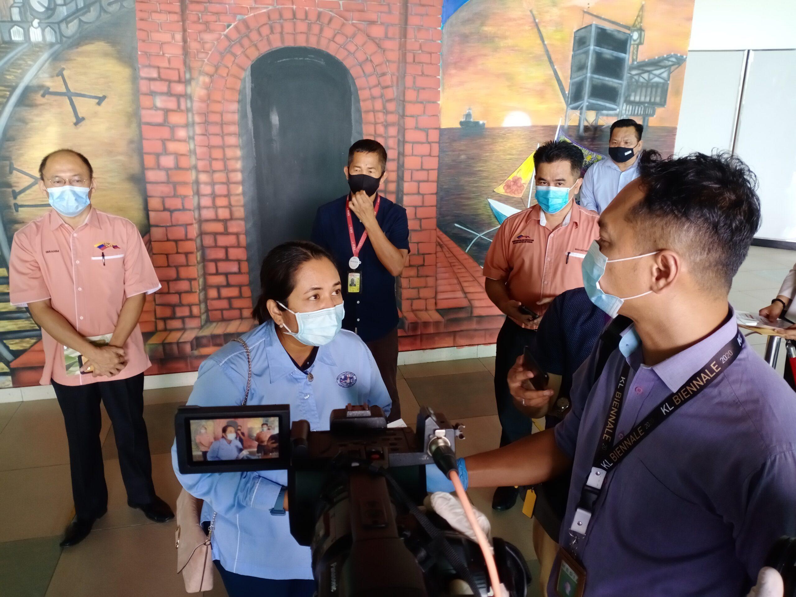 MOTAC peruntukan RM760,000 untuk menaik taraf kemudahan pelancongan Labuan