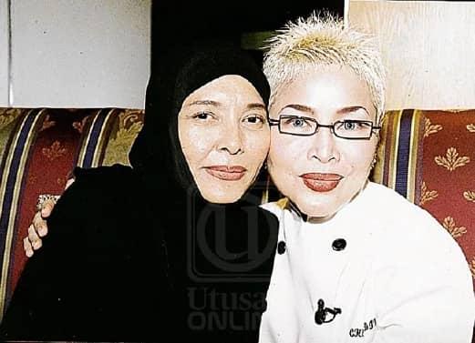 Noorkumalasari Maklum Perkembangan Terkini Anita Sarawak