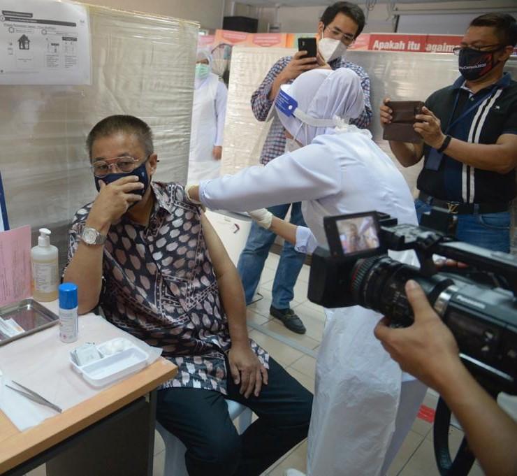 Labuan bersedia laksana fasa kedua Program Imunisasi COVID 19 April depan