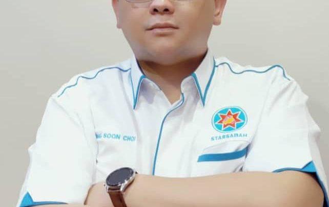 Calon Ketua Wiramuda STAR Sabah, Kong Soon Choi, letak 8 agenda  perjuangan