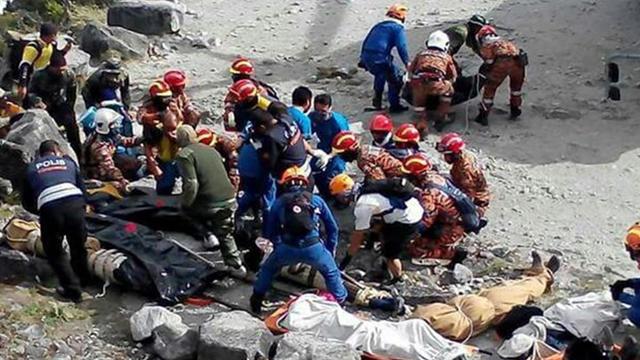 5 Jun 2021, Genap 6 Tahun Tragedi Gempa Bumi Ranau