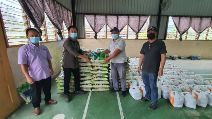 Kerajaan GRS terus komited membantu penduduk kampung yang dikenakan PKPD