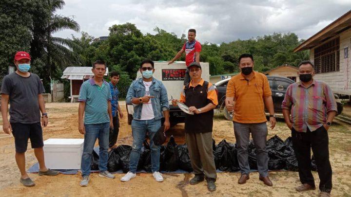 2,812 KIR yang memerlukan di DUN Kundasang terima bantuan makanan