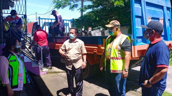 8,000 bakul makanan diagihkan kepada lima lokaliti PKPD Besasar di Labuan