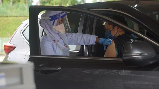 PPV Pandu Lalu UMSKAL Mula Operasi, Bantu Percepat Pemberian Vaksin Di Labuan
