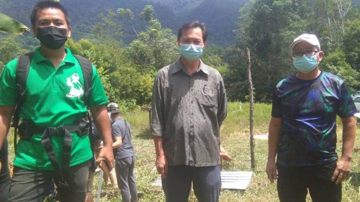 MP Ranau terus santuni rakyat dalam kawasan