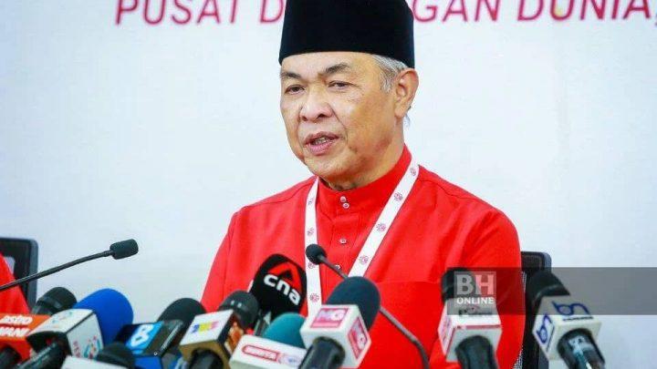 UMNO tarik serta-merta sokongan terhadap Muhyiddin