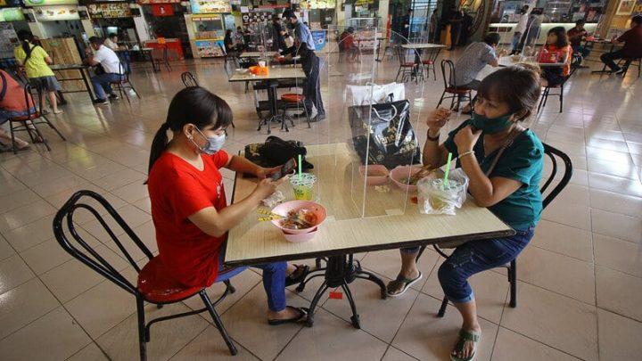 TERKINI: 'Dine-in' tidak disentuh dalam SOP Sabah.
