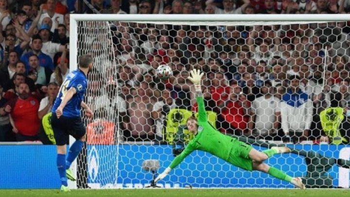 Italy juara Euro 2020.