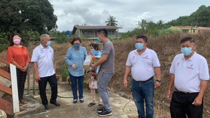 Pemulih Food Basket Programme picks up steam in Tawau