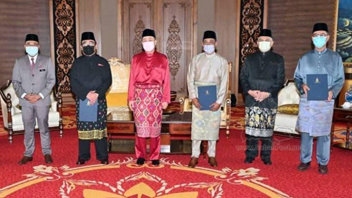 Bekas Timbalan Ketua Menteri Sabah Dilantik Yang Dipertua MUIS