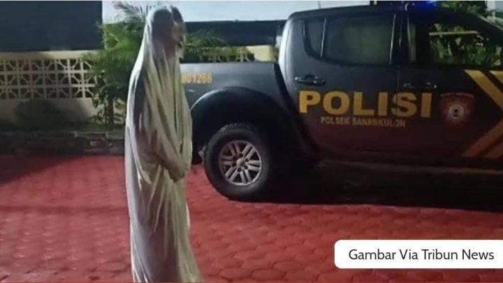 """Menyamar Jadi 'Malaikat Maut', Remaja Maut Dilanggar Trak Ketika Buat """"Content"""" TikTok"""