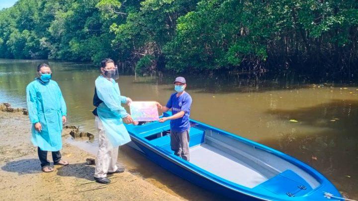 MAIWP bantu  nelayan perlukan bot untuk sara hidup