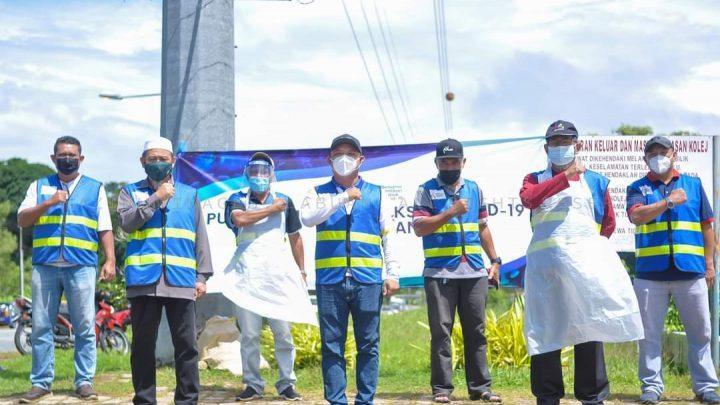 Sukarelawan Privo masuk kampung bantu  pelaksanaan vaksinasi rumah kerumah