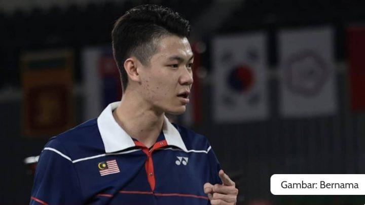 Lee Zii Jia Akur Tumpas Di Tangan Chen Long, Penyandang Emas Olimpik