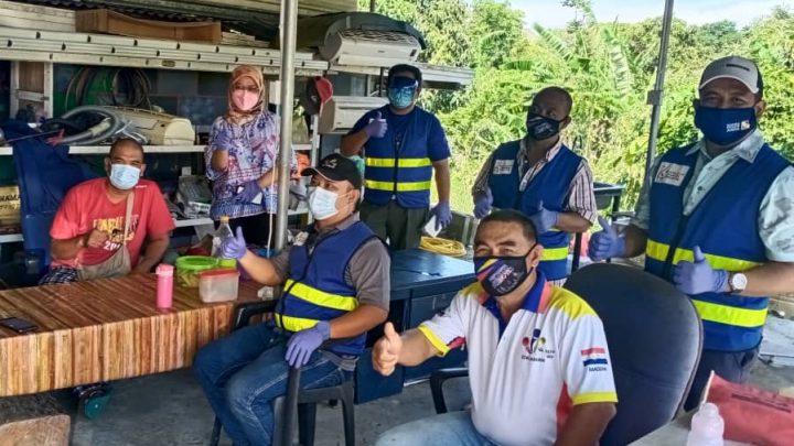 Penduduk Kampung Bukit Kuda bersedia   hidup 'bersama' COVID