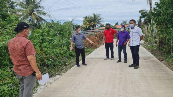 Kemudahan infrastruktur keutamaan kerajaan untuk keselesaan, kesejahteraan rakyat