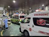 Petugas kesihatan ditangkap melakukan hubungan seks dalam ambulans