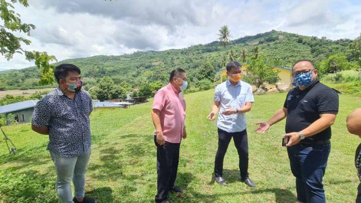 Penduduk Kampung Bandukan Lama bakal menikmati bekalan air bersih terawat
