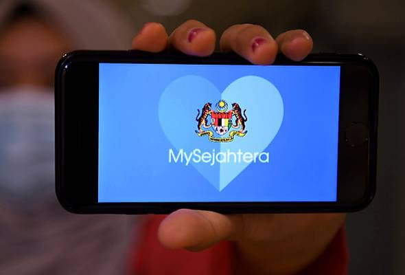 KKM nafi grafik tular denda RM1,500 jika tidak 'check-out' MySejahtera