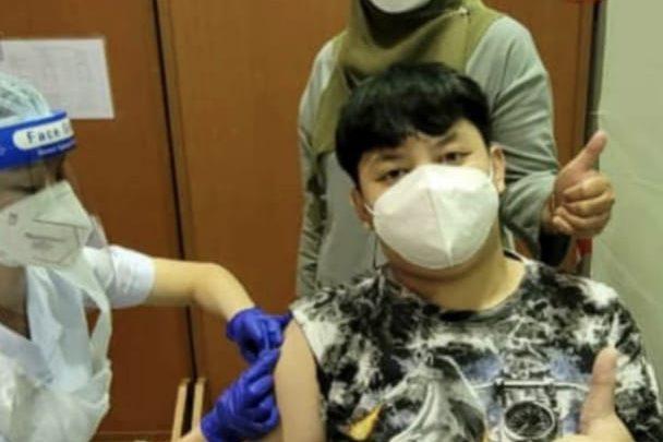 2,500 pelajar sekolah terima vaksin COVID 19.