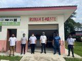 Masyarakat Daerah Keningau Diingatkan Membuang Barangan Elektrik Dan Elektronik Di Rumah E-Waste.