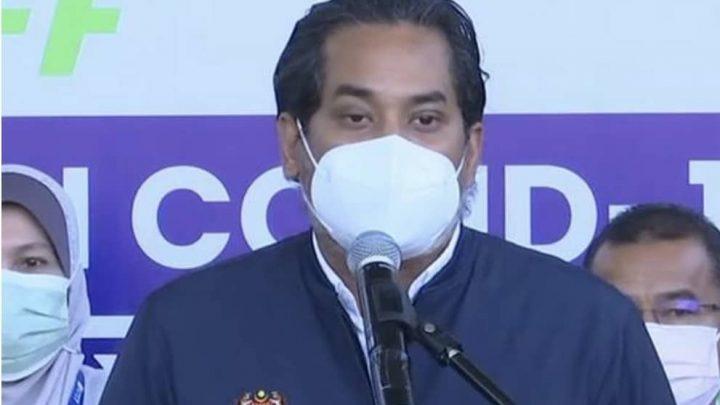 85,076 remaja sudah divaksinasi, tiada kesan sampingan serius – Khairy