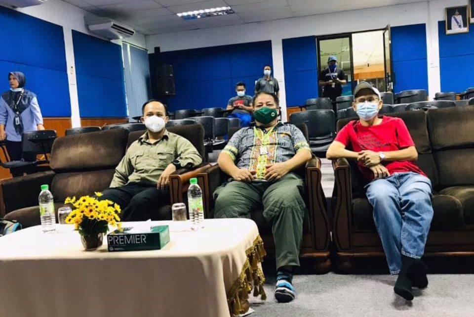 UMS Terima Geran RM5 juta untuk bangunkan produk cendawan dan halia di Sabah
