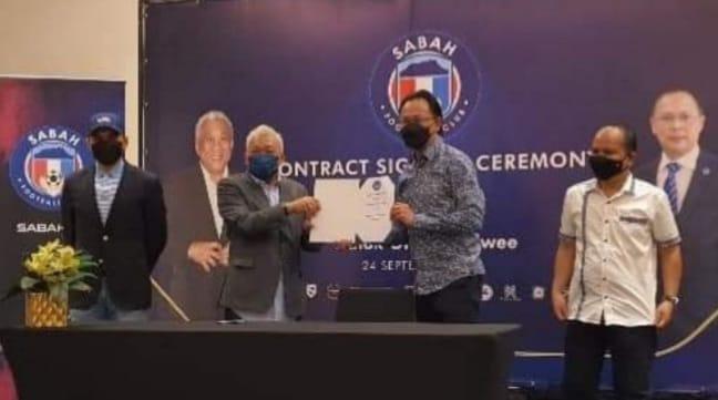 SABAH FC DIPERKASA MUSIM DEPAN: BUNG MOKTAR