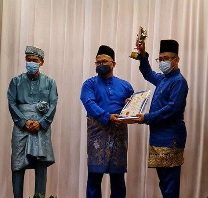 SK Pekan Dua Labuan anjur Majlis Gerakan Massa Terima Kasih Cikgu peringkat negeri.