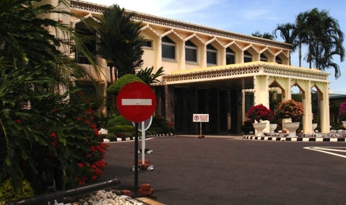 Istana Negeri Sabah Kini Dikenali Istana Seri Kinabalu