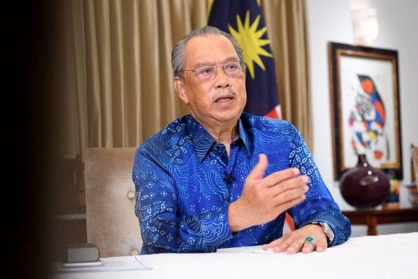 Tan Sri Muhyiddin dilantik Pengerusi Majlis Pemulihan Negara bertaraf Menteri