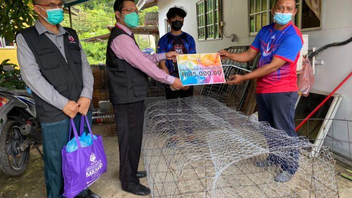 MAIWP sediakan Skim Bantuan Perikanan, Pertanian dan Penternakan sebanyak RM20,000