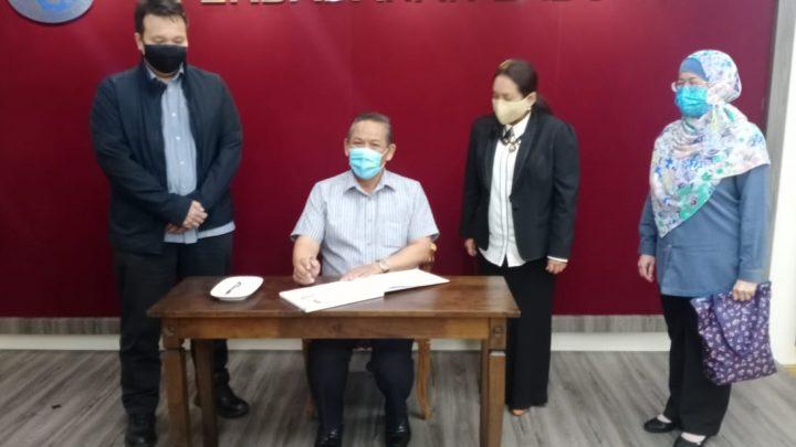 Menteri Besar Negeri Sembilan lakukan lawatan tiga hari ke Labuan