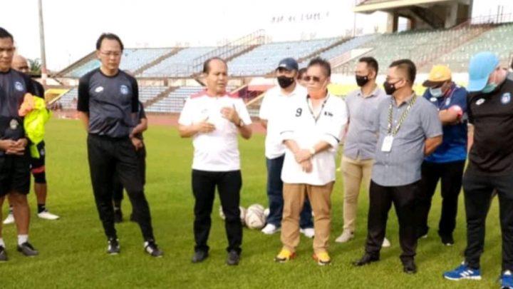 KIM SWEE MAMPU BAIKI PRESTASI SABAH FC :JELANI