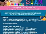 U-Science UMS Pelawa Pelajar Sertai Cabaran STEM4ALL: D.I.Y STEM Exploration