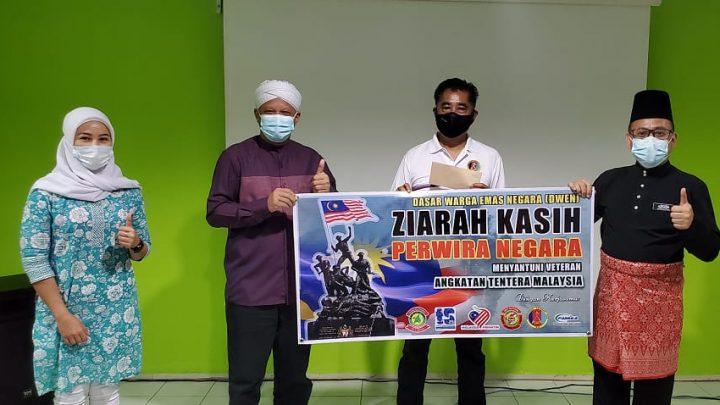 SMK Mutiara bersama PVATM anjur Program Ziarah Kasih Perwira Negara