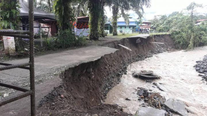 Penduduk Kg.Minihas, Lohan diminta bersabar, kerosakan tebing sungai kini dalam perhatian MP