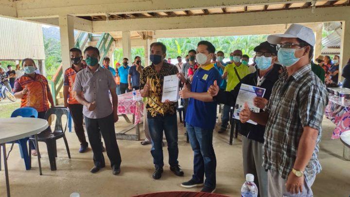 Seramai 688 ahli PKR dan Warisan di Nabawan, keluar parti sertai PBRS